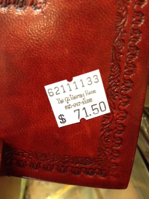 Custom Price Gun Labels