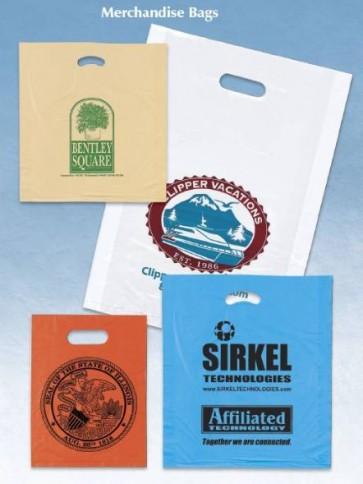 Hi-Density Plastic Merchandise Bags