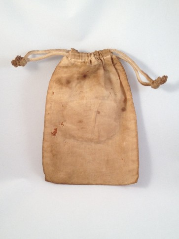 Stained Muslin Bags