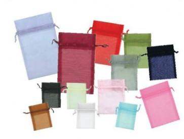 Organza Bags - Solids