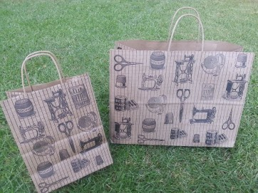 Victorian Paper Bags