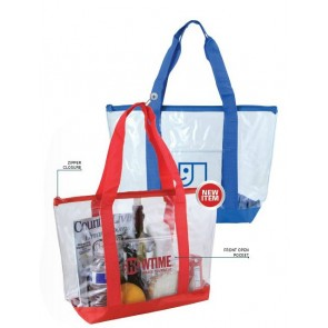 Clear Boat Tote