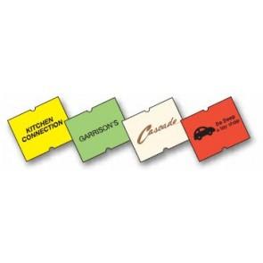 BMG 2-line Custom Price Gun Labels