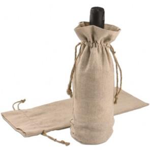 Linen Wine Bags