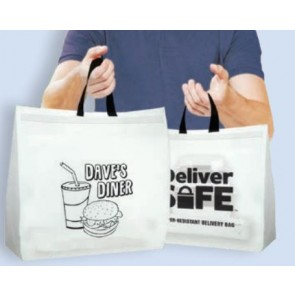 Tamper Resistant Delivery Bags