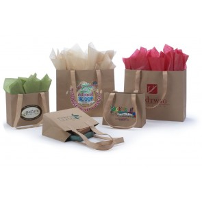 Urban Kraft Shopping Bags